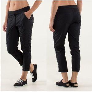 Lululemon Street To Studio Pants Black
